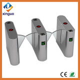 RFID Card Reader Access Control Flap Barrier Gate for Massage Center / Fitness Center