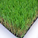 Eco Friendly Balcony Artificial Grass for House Decoration, Green Lawn