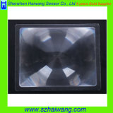 280*280mm 330mm Focus Square Optical Fresnel Lens for Solar Energy Collector System