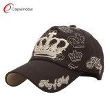 Dark Grey Golf Cap Custom Baseball Cap (CW-0742)