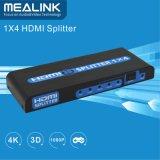 1X4 HDMI Splitter (support 3D, 1080P)