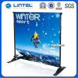 Aluminum Portable and Economic Telescopic Banner Stand, Backdrop Stand (LT-21)