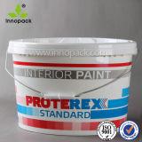 2 Gallon 4 Gallon 7.5L 15L Oval Specialty Plastic Bucket Pail