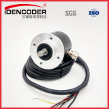 Adk A70L8 Outer Dia. 70mm Shaft Dia 8mm NPN 1024PPR Incremental Rotary Encoder