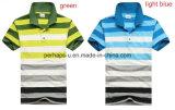 Classical Mens Stripe Polo Shirt