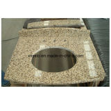 Stylish Yellow Granite Vanity Tops with Competitive Price
