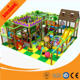 Forest Style Galvanized Playground Children Soft Indoor Plastic Toy (XJ1001-K7911)