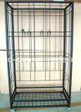 Pop Custom Wall-Mounted Wire Metal Rack