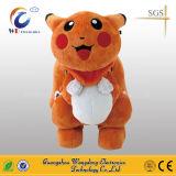 Zippy Ride on Stuffed Animals Pikachu