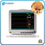 15 Inch Veterinary Vet Patient Monitor with Multi-Parameters