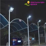 Mini LED Solar Street LED Lamp, with PIR Sensor, Outdoor Solar Emergency Lighting