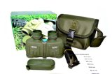 Hotsale Tactical Military 8X30 Binocular Telescope with Compass and Rangefinder Waterproof