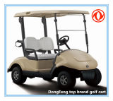 Chinese Electric 2 Seats Golf Car with Competitive Price