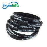 High Quality Custom DIY Charm Silicone Bracelet Trade in China