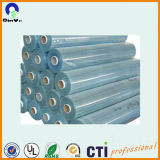 Non-Sticky Normal Clear Flexible PVC Film with Little Powder