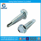 DIN7504 Hex Washer Head Self Drilling Screw
