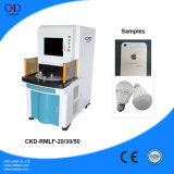 Rotary Clamp Fiber Laser Engraving Machine
