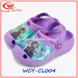 Summer Frozen Kids Garden Shoes Confortable Clog Shoes for Children