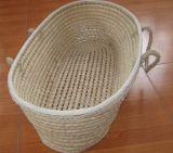 (BC-BA1001) Hot-Sell Handmade Straw Sleeping Baby Basket