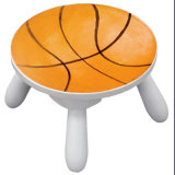 Basketball Pattern Baby Chair Children Furniture (BS-03)