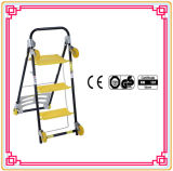3 Step Super Trolley by CE/En 131 Certificated