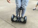 Black White Color Electrical Stand up Hoverboard with Phone APP Control