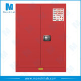 Cold-Rolled Steel Combustible Chemicals Storage Cabinet