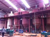 Africa Hot Sale 1tph Small Palm Fruit Oil Processing Plant