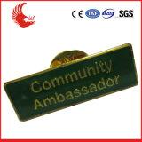 Hot Sale Metal Custom Officer Badge