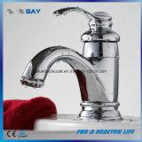 Single Handle Face Wash Brass Basin Sink Faucet