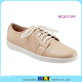 Leather Golf Style Casual Women Shoes