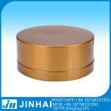 30ml Round Shape Golden Cosmetic Jar for Packaging
