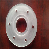 Polycarbonate Plastic Component with 1/2′′perforation