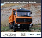 China North Benz 6X4 Mining Dumper Truck