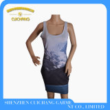 New Custom Design Women′s Gym Singlets GS-10
