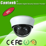 Color Dome Manual Zoom Lens Poe Video IP Camera (KIP-200RT45A)