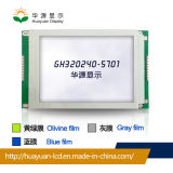 320X240 Graphic LCD Module with Grey Backlight