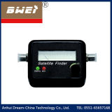 Black Digital LCD Display Sat Finder Meter
