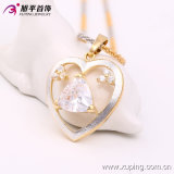 Xuping Luxury Multicolor Elegant Heart-Shaped Pendant