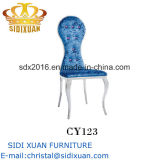 Luxury Fabric Cover Dining Chair for Home Furniture