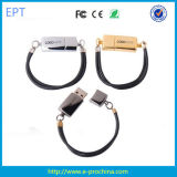 Fashionable Custom Bracelet Metal USB Flash Memory Stick (EG645)