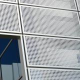 Perforated Aluminum Panels PVDF Coating for Cladding Wall Decoration