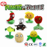 Plants and Zombies Series Kids Game Play Plush Toy
