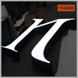 Advertising LED Facelit Shop Logo