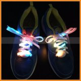 Glowing Light Flashing Luminous LED Flat Shoe Laces Fashion Creative Gift LED Shoelaces