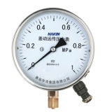 Differential Teletransmission Pressure Gauge with New Design