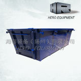 Wheel Barrow Skip/Waste/Rubbish/Trash Bin with Door