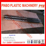 Sell Well Double Screw Barrel for PVC Pellet