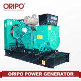 China Supplier Open Type Diesel Biogas Generator Genset
