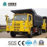 China Popular HOWO Mining Tipper of Sinotruk 6*4